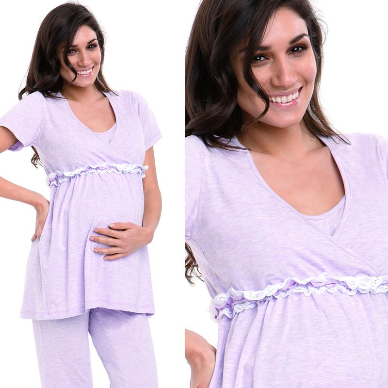 Піжама для вагітних 689 Image